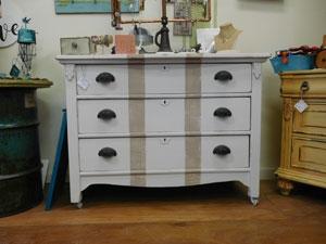 Dresser revitalized